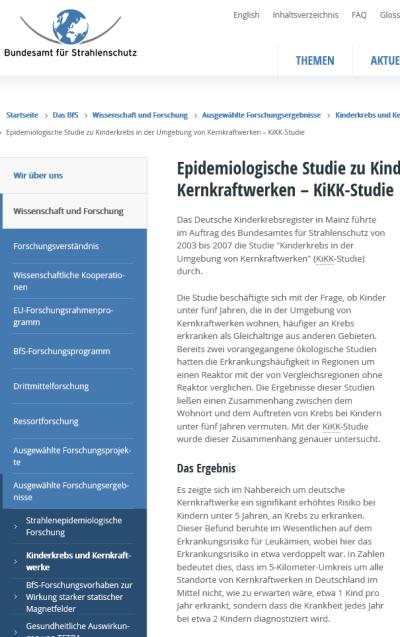 KiKK-BfS